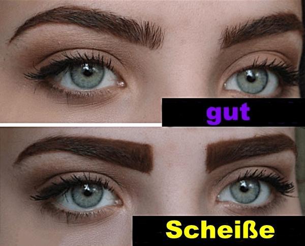Lustige Augenbrauen Frau Beste Humor Lustige Spruche Xdpedia
