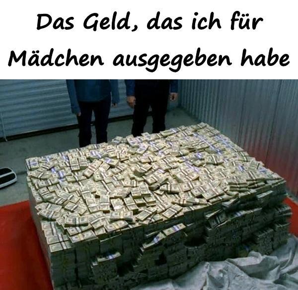 Das Geld, das ich für Mädchen ausgegeben habe   xdPedia.de (1604)