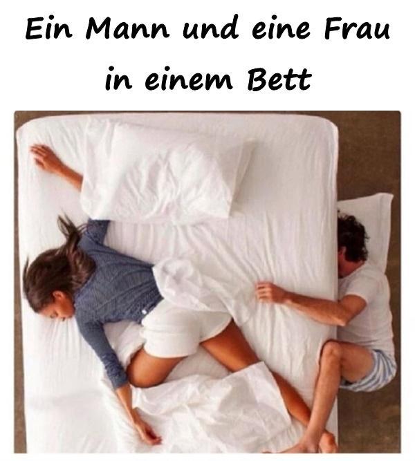 Ein Mann und eine Frau in einem Bett - xdPedia.de (5215)