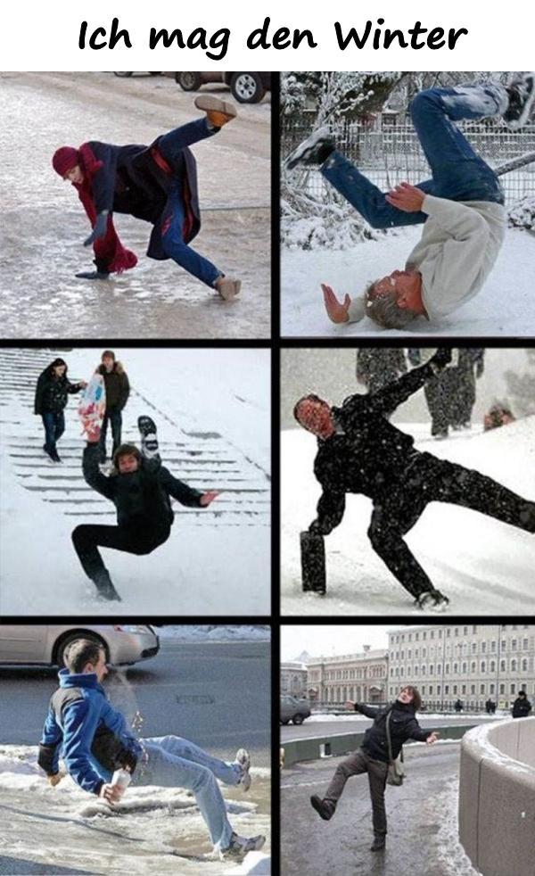 Humor, beste, lustige, lustige Bilder, Unfall, Winter, Meme