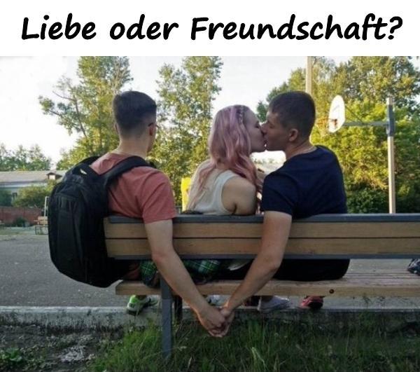 Liebe oder Freundschaft? - xdPedia.de (3261)