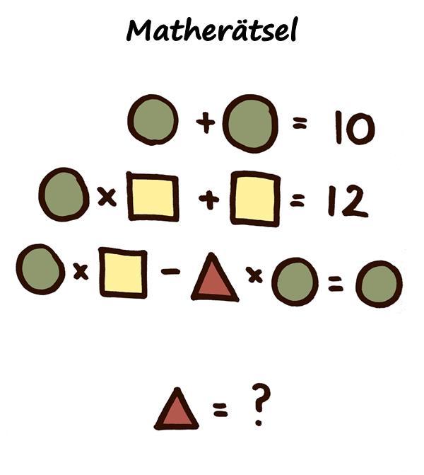 Matherätsel