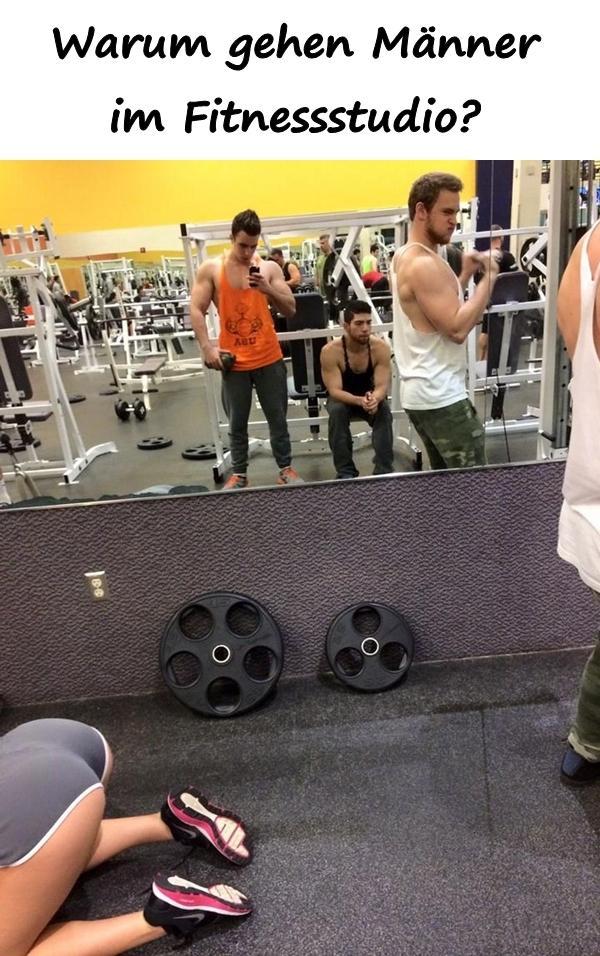 Warum gehen Männer im Fitnessstudio? - xdPedia.de (1238)