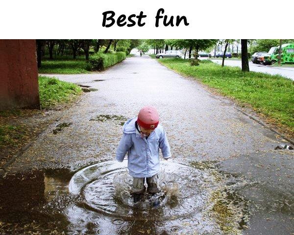 Best fun