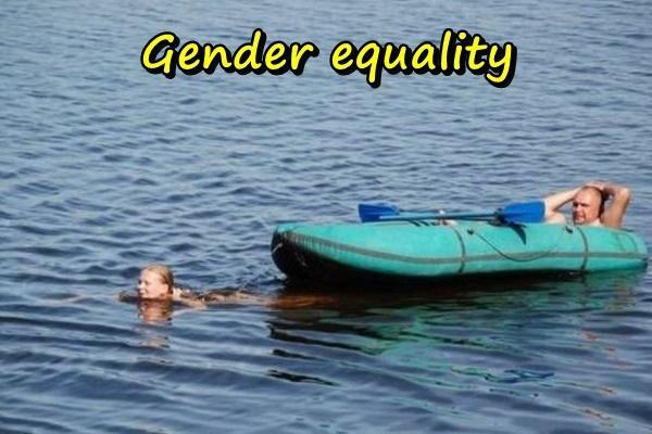 Gender equality