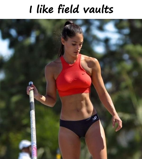 I like field vaults