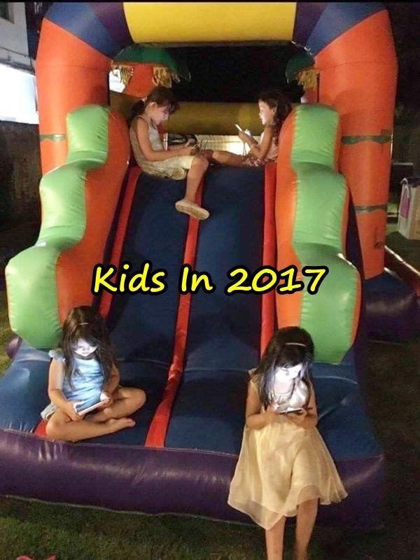 Kids In 2017