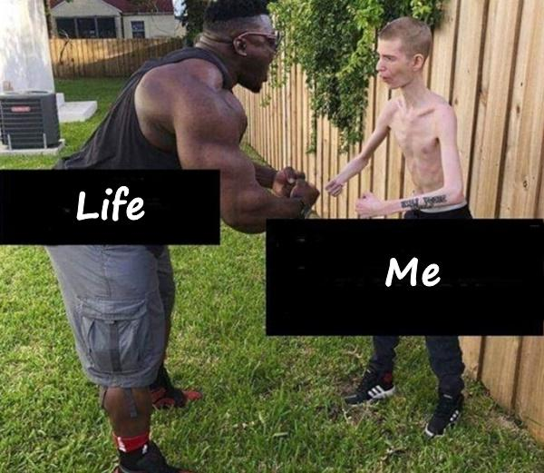 Life vs. Me