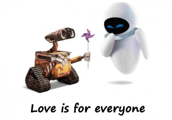 Love is for everyone