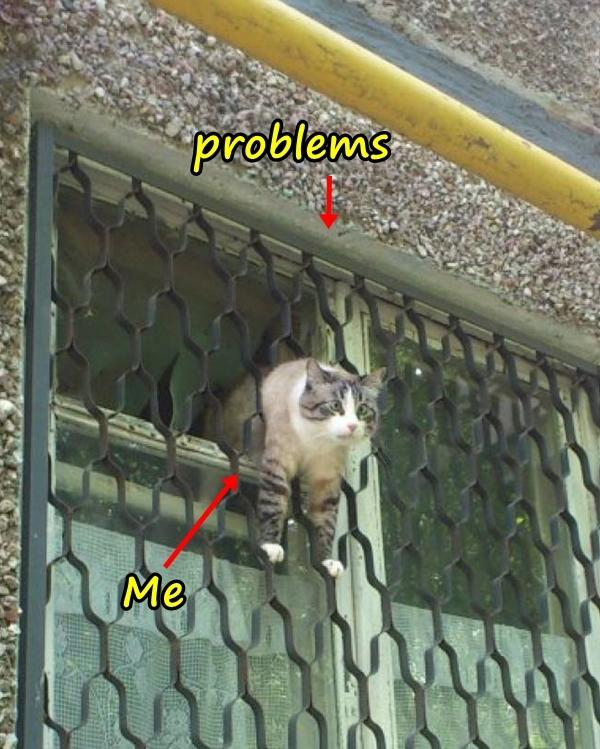 Me and problems