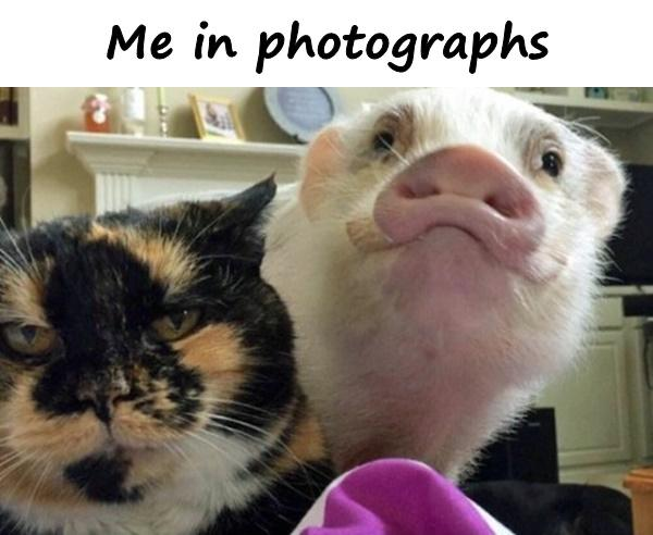 Me in photographs