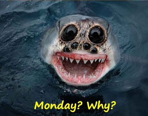 Monday, fear, horror