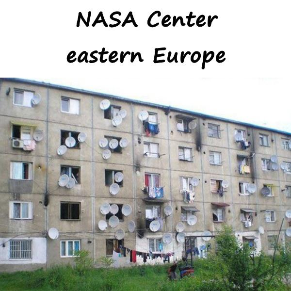 NASA Center eastern Europe