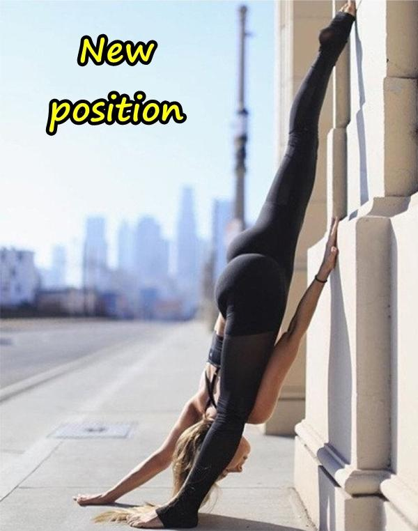 New position