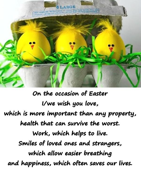 Poems easter cards for facebook smiles love greetings on the occasion of easter iwe wish you m4hsunfo