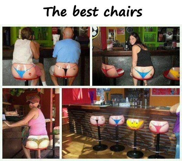 The best chairs