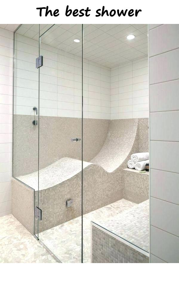 The best shower