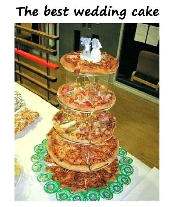 The best wedding cake