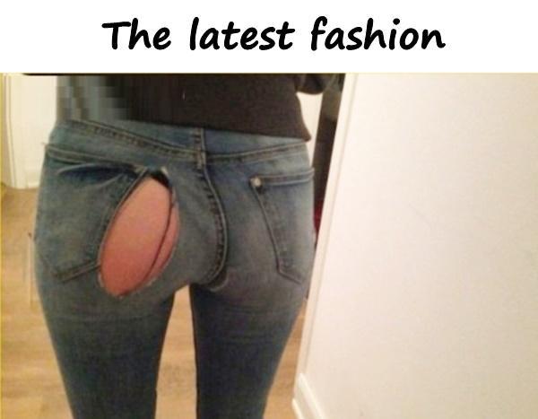 The latest fashion