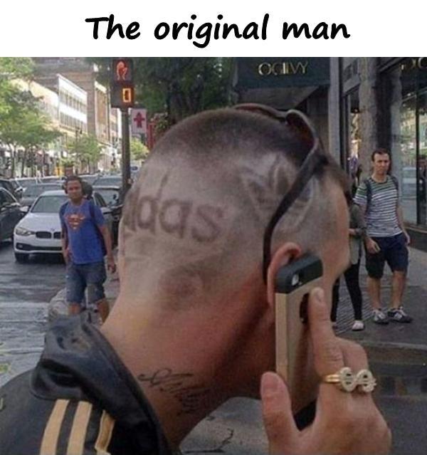 The original man