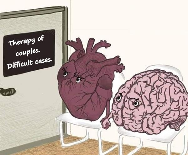 Therapy of couples. Difficult cases.