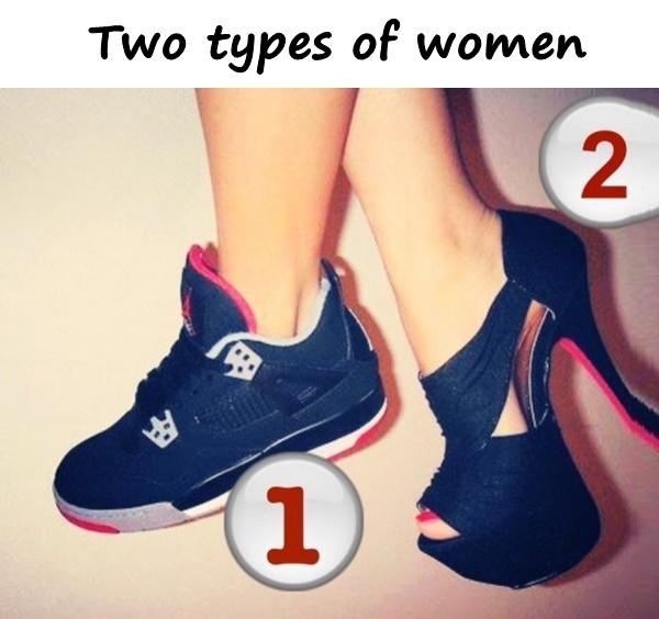 Two types of women