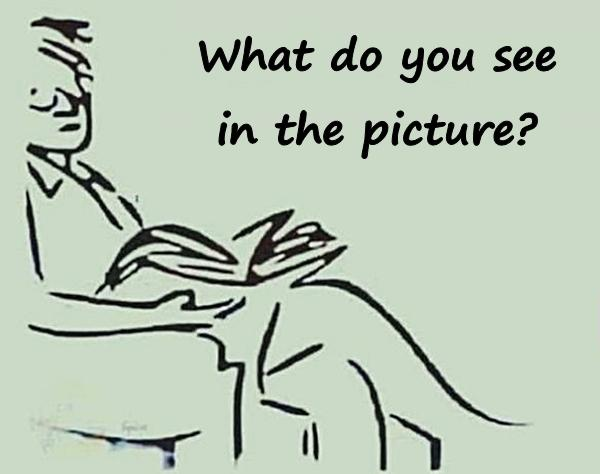 What do you see in the picture?