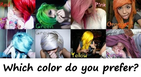 Which color do you prefer?
