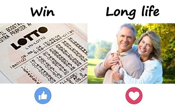 Win or long life?