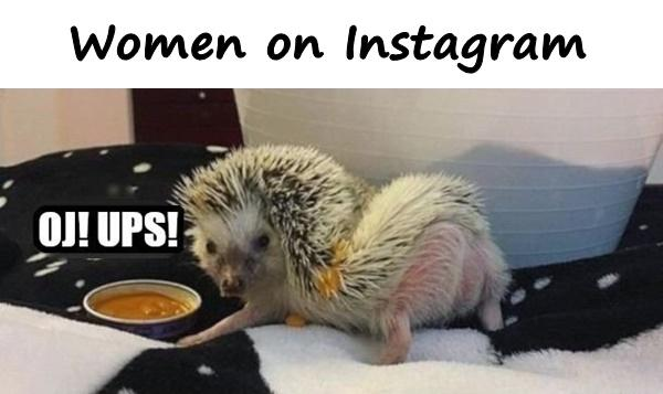 Women on Instagram