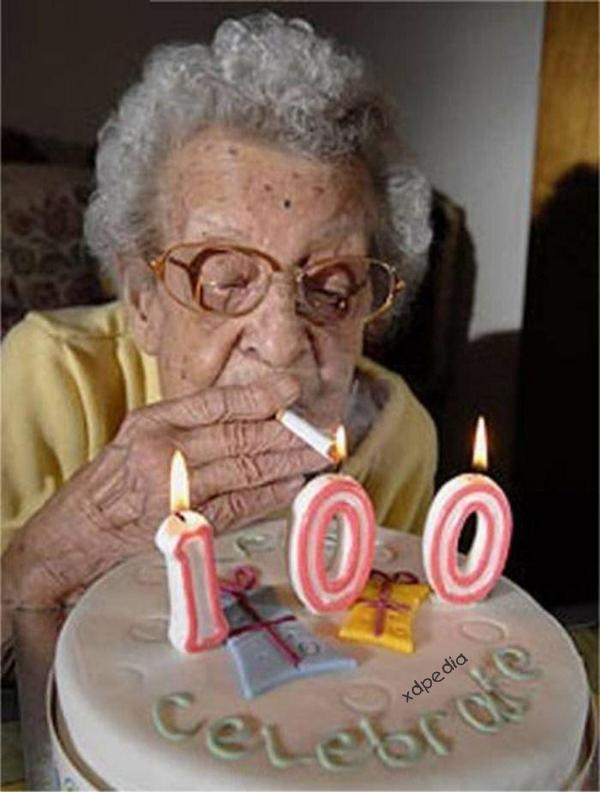 100 lat babciu