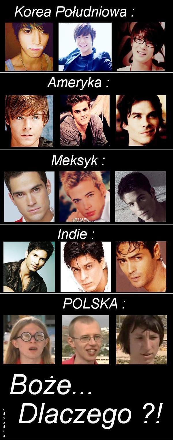 Chłopcy w Polsce - wybieraj...