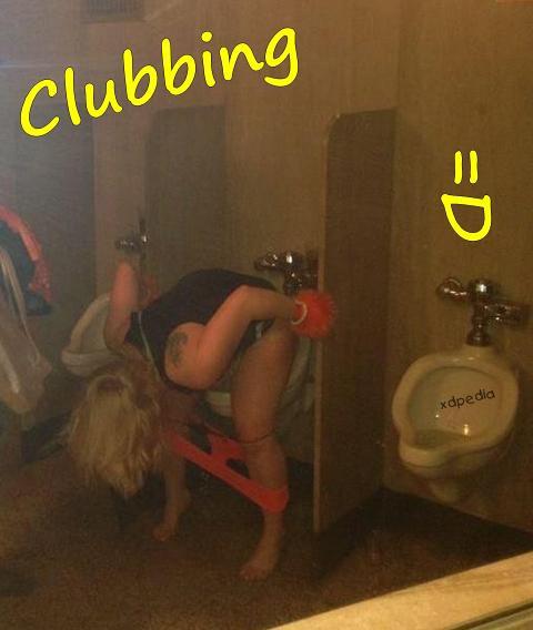 Clubbing =D