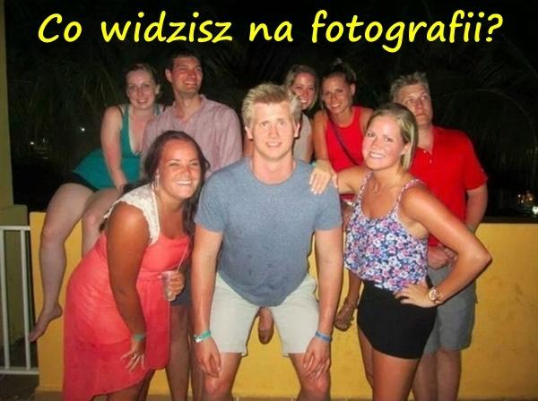 Co widzisz na fotografii?