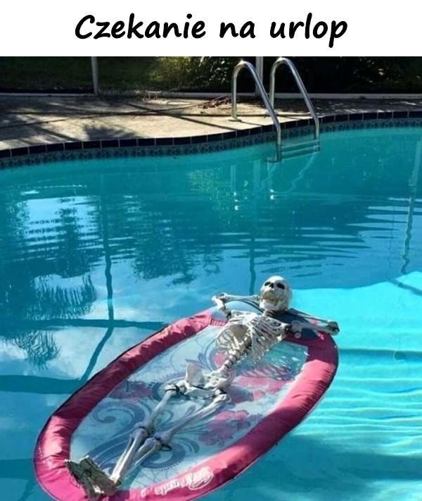 Czekanie na urlop