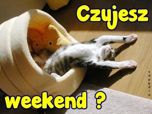 Czujesz weekend?