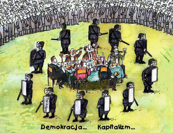 Demokracja... Kapitalizm...