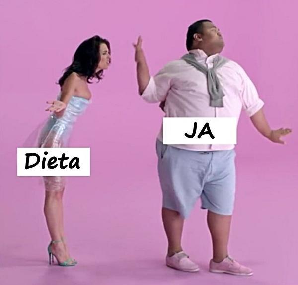 Dieta i ja