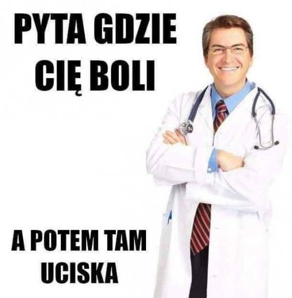 Śmieszne randki z lekarzem