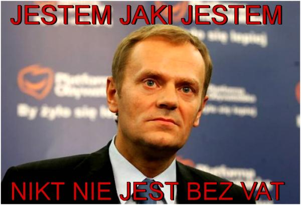 Donald Tusk - Jestem jaki jestem