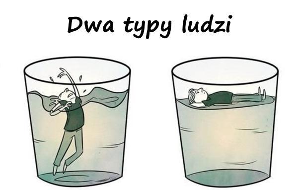 Dwa typy ludzi