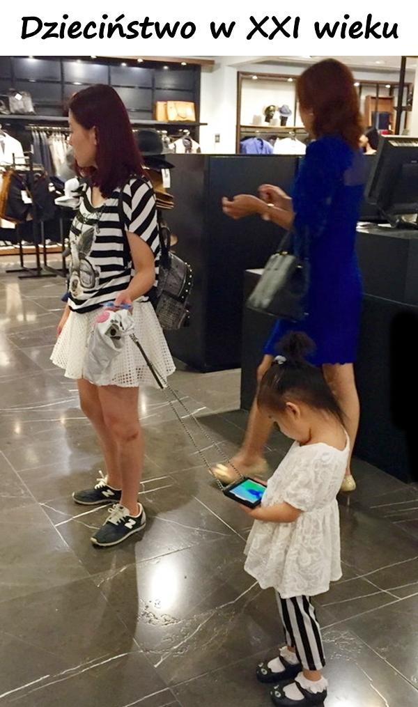 Dzieciństwo w XXI wieku