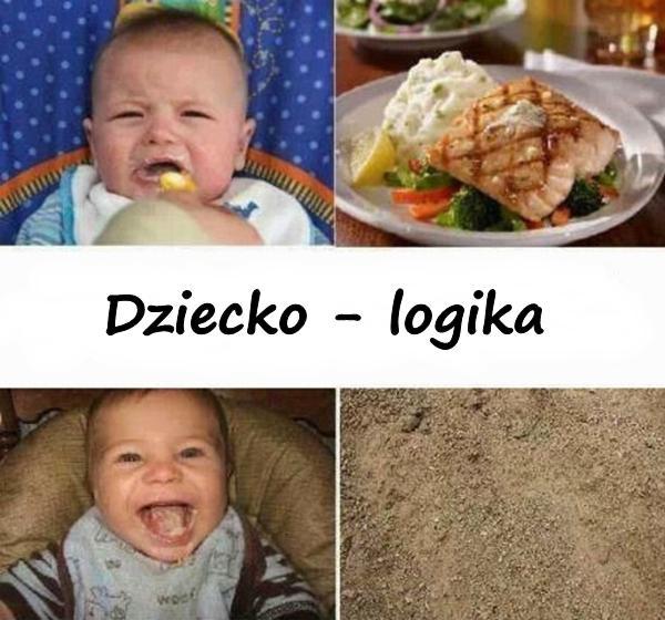 Dziecko - logika