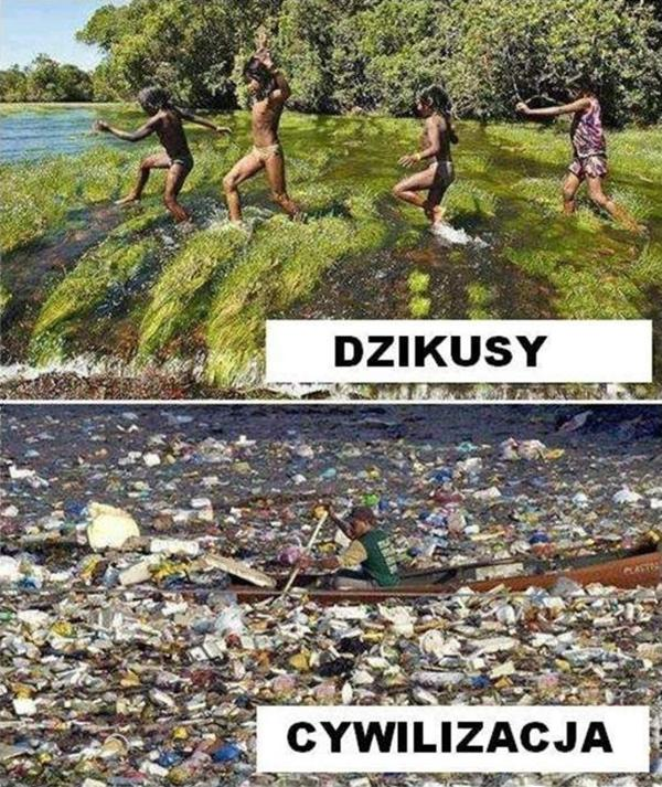 Dzikusy vs. cywilizacja