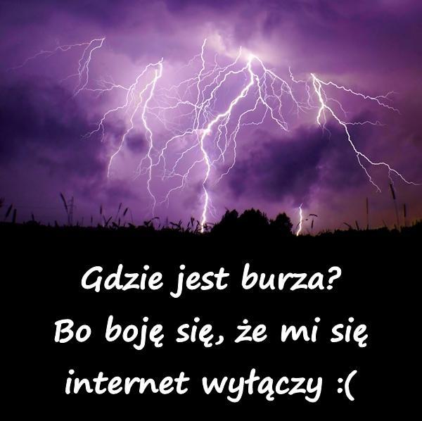 Gdzie jest burza? - xdPedia (26121)