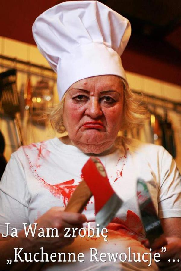 Gessler: Ja wam zrobię: Kuchenne rewolucje