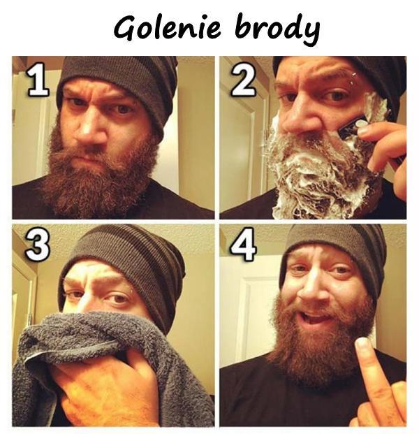 Golenie brody