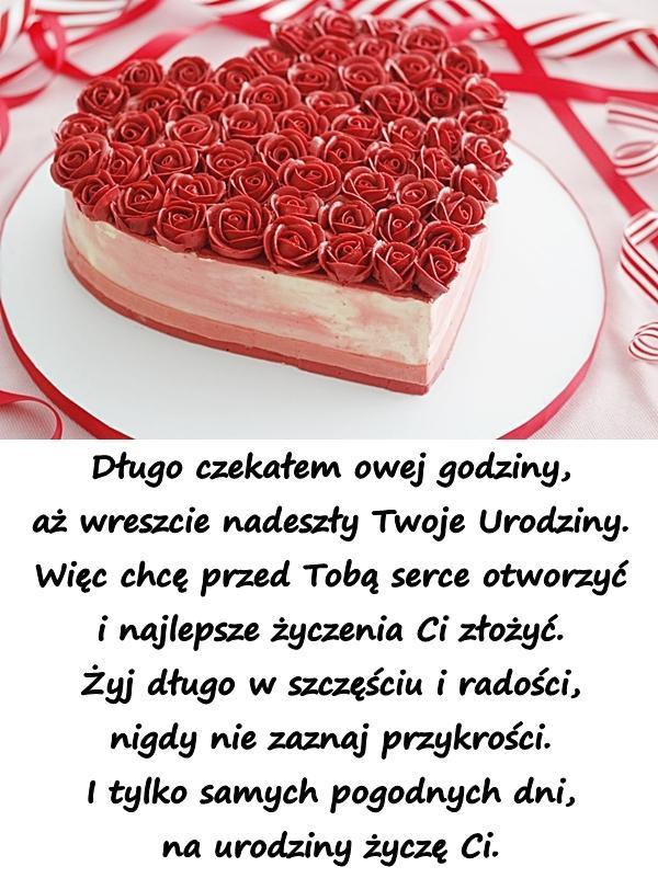 życzenia Urodzinowe Urodziny Urodzinowe Radości
