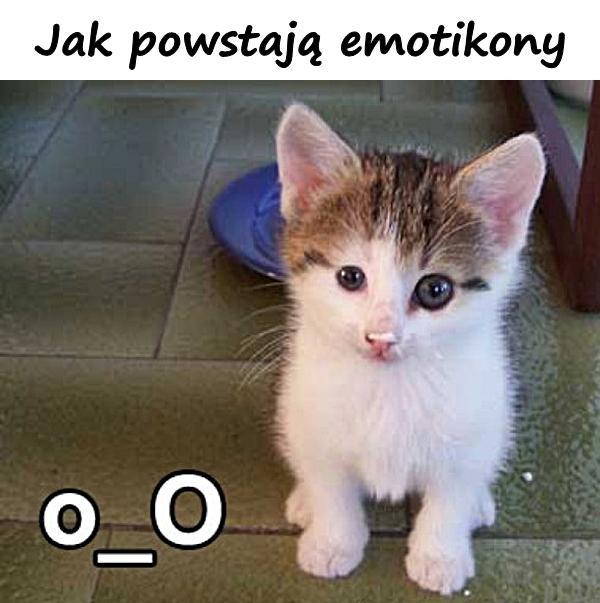Jak powstają emotikony