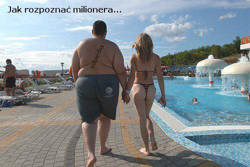Jak rozpoznać milionera...